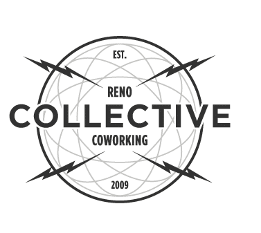 Reno Collective is a collaborative workspace for designers, creatives, technologists, entrepreneurs, freelancers, rocket scientists and startups.