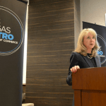 Las Vegas Metro Chamber of Commerce President and CEO Kristin McMillan