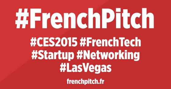 French Pitch CES 2015