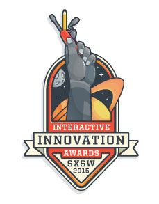 SXSW Awards Logo