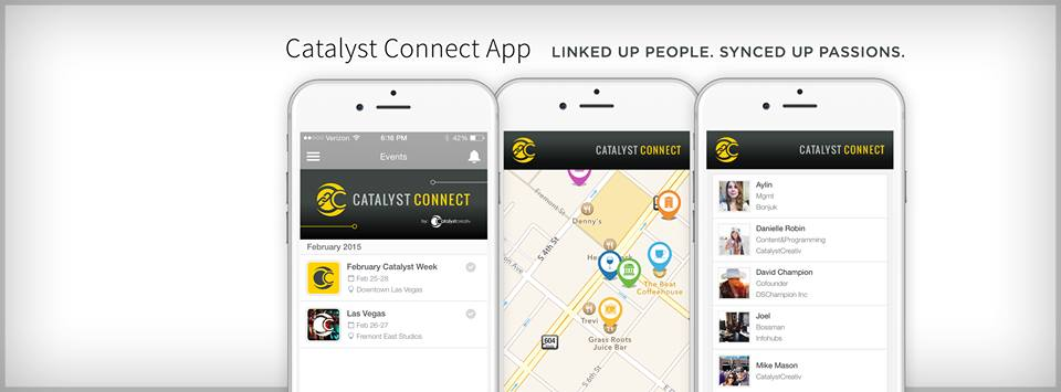Catalyst Connect App
