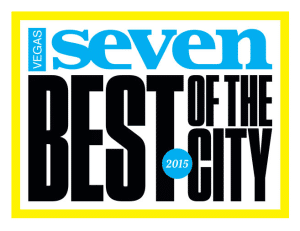 Vegas SEVEN Best of the City 2015