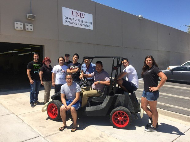 Local Motors Partners with UNLV