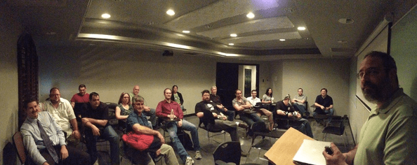 First PHP Vegas Group Meetup at Work in Progress