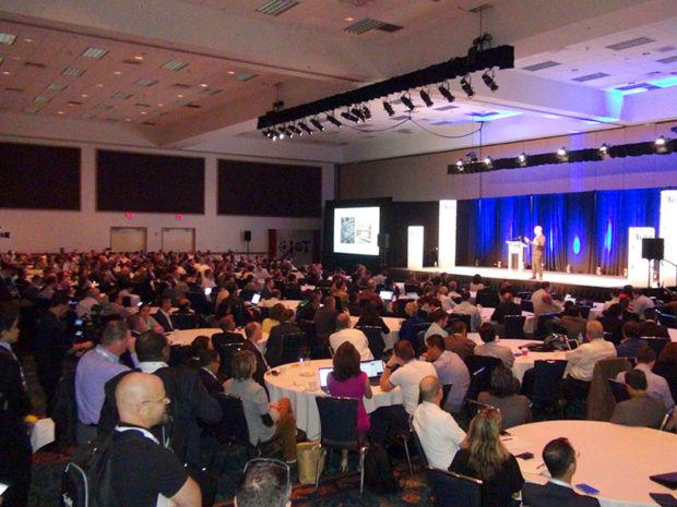 Internet of Things Evolution show in Las Vegas, Nevada