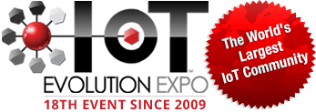 The IoT Evolution Expo is coming to Las Vegas in July 2017
