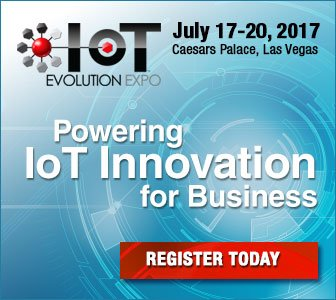 IoTE Internet of Things Evolution comes to Las Vegas July 17th - 20th 2017