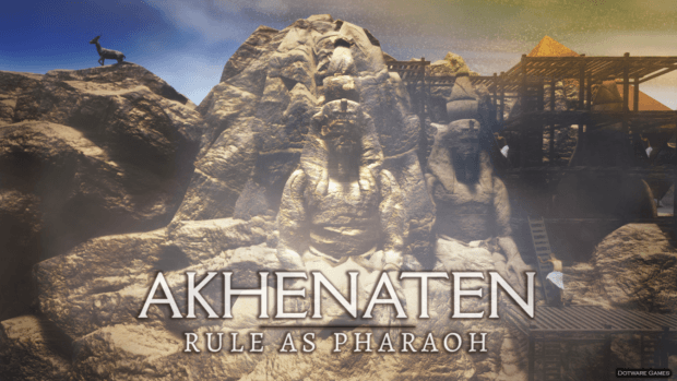 Akhenaten Rule as Pharaoh wallpaper