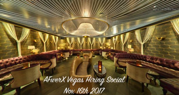 attend the AFwerX hiring social to join the DEFENSEWERX team