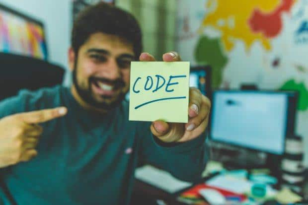 try code academy to learn to code for free